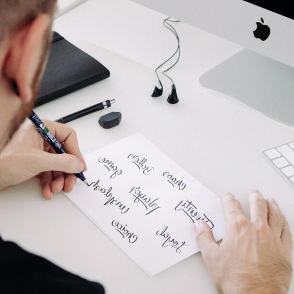 Disegno logo inverso Cliente